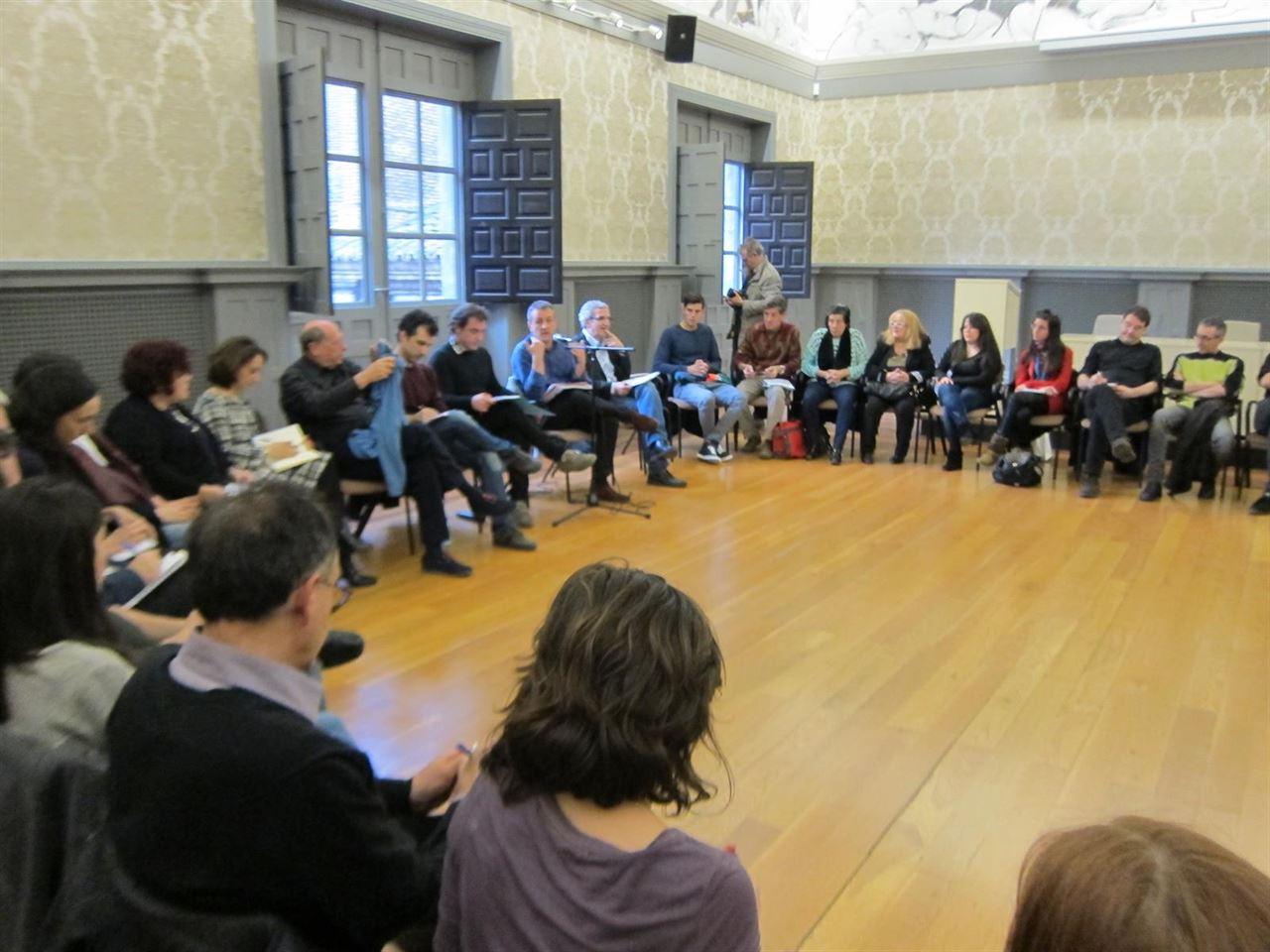"""Constituida la """"Mesa de Gestión y Servicios para la Cultura"""" del Consejo de Cultura de Zaragoza"""